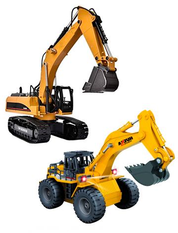 vehiculos-radiocontrol-excavadoras-rc-radiocontrolers