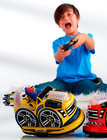 vehiculos-teledirigidos-para-niños-radiocontrolers-bj