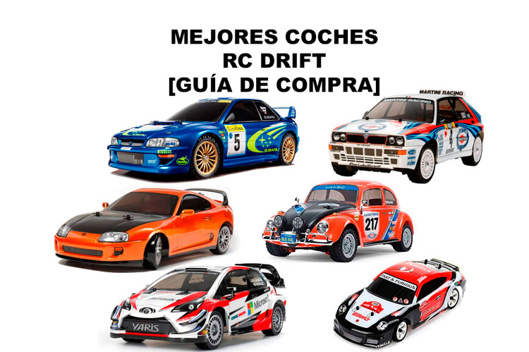 mejores-coches-rc-drift-baratos-guia-de-compra