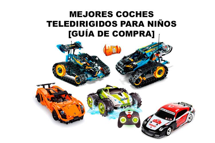 mejores-coches-teledirigidos-para-niños