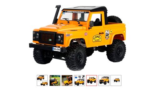 mejores-crawler-rc-WLToys-MN-90-RC
